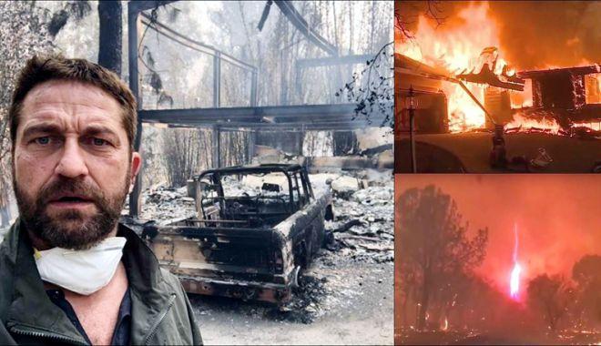 Foto: Incendii în SUA. Numărul morților a crescut la 31