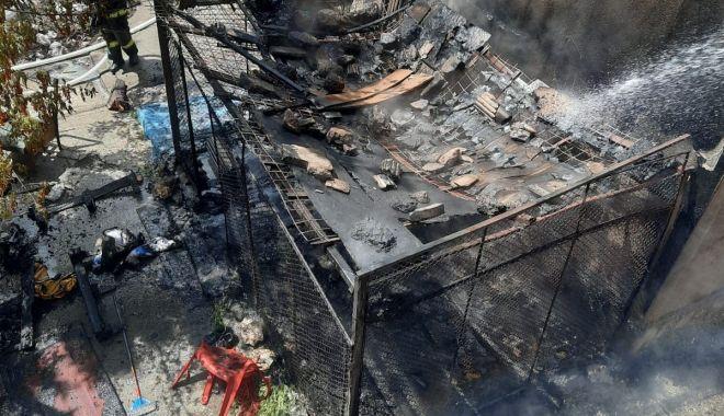 Om al străzii rănit în urma unui incendiu, în centrul Constanței - incendiuomstrada-1621000387.jpg