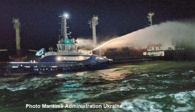 Incendiu pe o navă în Marea Neagră - incendiupeonavainmareaneagra-1613372165.jpg