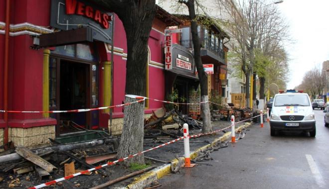 """Foto: Afaceri cu certificate profesionale ilegale, la Constanța. Incendiul de la """"Beirut"""" provocat de un Dorel cu diplomă falsă?"""