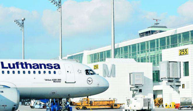 Foto: Incident pe Aeroportul din Munchen