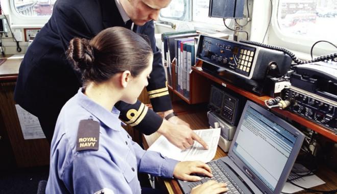 Foto: Industria shipping-ului adoptă certificatele electronice