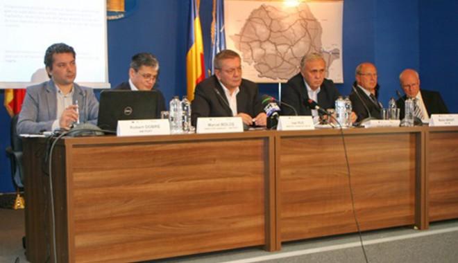 Foto: Industria shipping-ului a discutat master planul general din transporturi