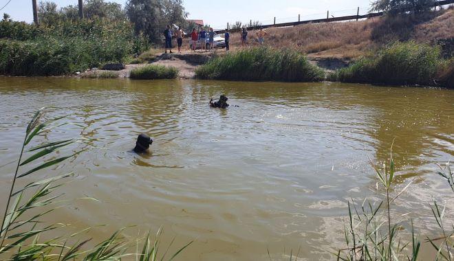 Tragedie. Un copil de 15 ani a murit înecat în lacul Istria - inecatistria1-1598195156.jpg
