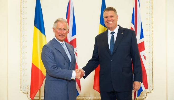Foto: Prințul Charles, întâlnire cu Klaus Iohannis. Iată când va avea loc evenimentul