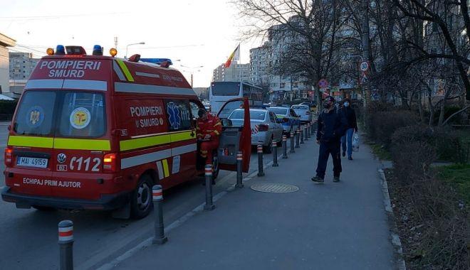 Intervenţie promptă a poliţiştilor locali, la un incendiu din Constanţa - interventieprompta1-1614959057.jpg