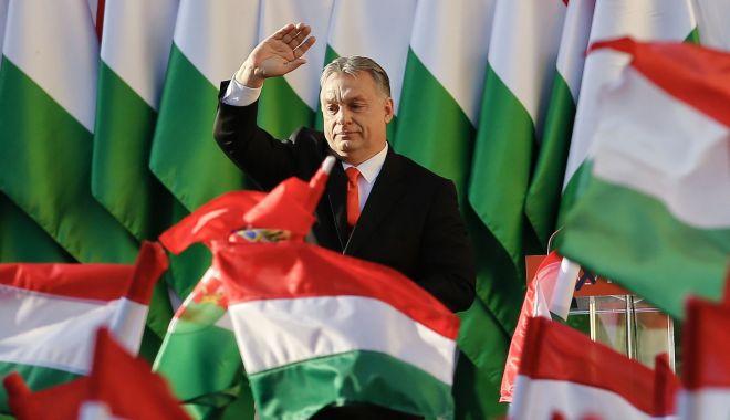 """Foto: """"În Ungaria a fost construit statul democrat-creștin"""""""