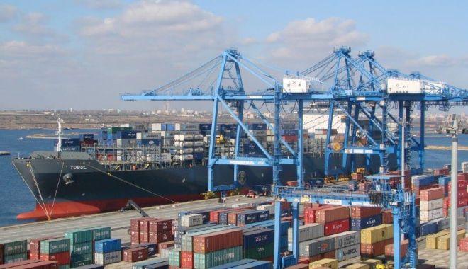 Foto: Investițiile pe care portul Constanța vrea să le facă  cu finanțare europeană