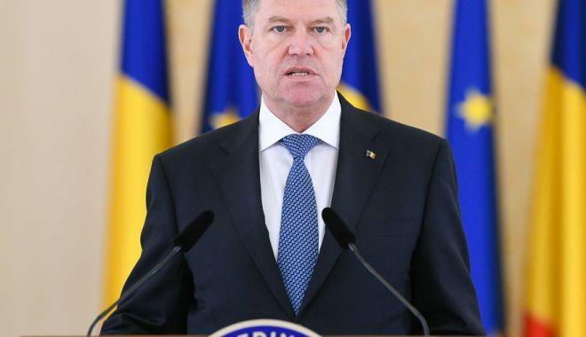 Președintele Iohannis a semnat decretul de promulgare a Legii administrației publice locale - iohanis-1562938665.jpg