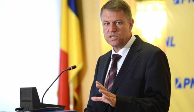 Foto: Președintele Klaus Iohannis, vizită în Republica Moldova