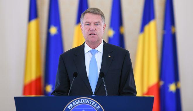 Președintele Iohannis va participa joi și vineri la Bruxelles, la reuniunea Consiliului European - iohannis-1571237931.jpg