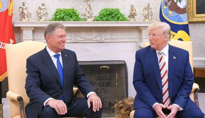 Klaus Iohannis, convorbire cu președintele SUA despre criza epidemiologică - iohannis-1587898002.jpg