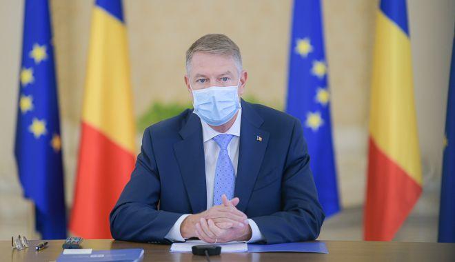 """Preşedintele Iohannis: """"Vaccinarea în masă, calea de ieșire din pandemie"""" - iohannis-1619199686.jpg"""