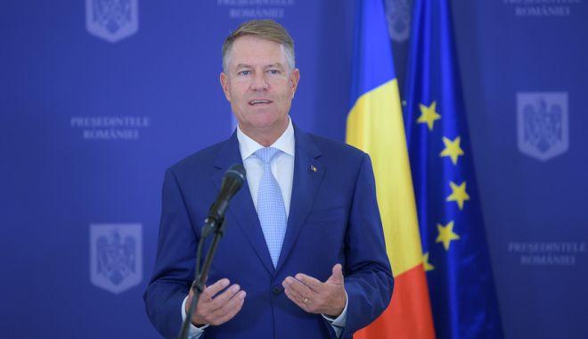 Klaus Iohannis participă la reuniunea informală a Consiliului European și la Summitul UE-India - iohannis-1620380756.jpg