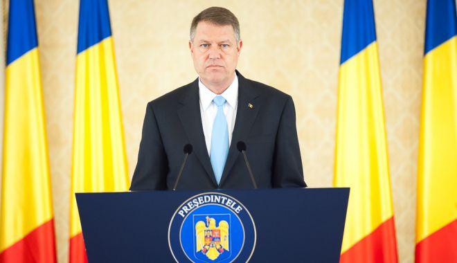 Foto: Președintele Klaus Iohannis vrea pact pentru vot și Justiție