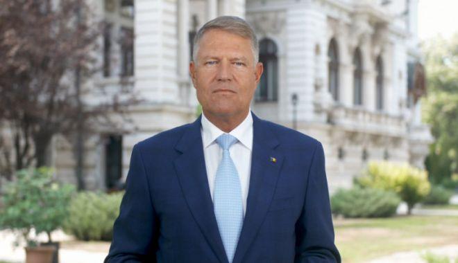 Preşedintele Iohannis cere  reexaminarea legii privind organizarea  alegerilor parlamentare - iohannisalegeri-1603633154.jpg