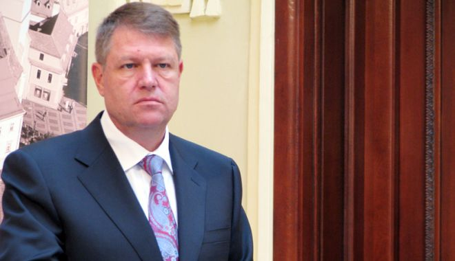 Iohannis cheamă  partidele la consultări  pe tema Legilor Justiției - iohannischeamalaconsultari-1540125299.jpg