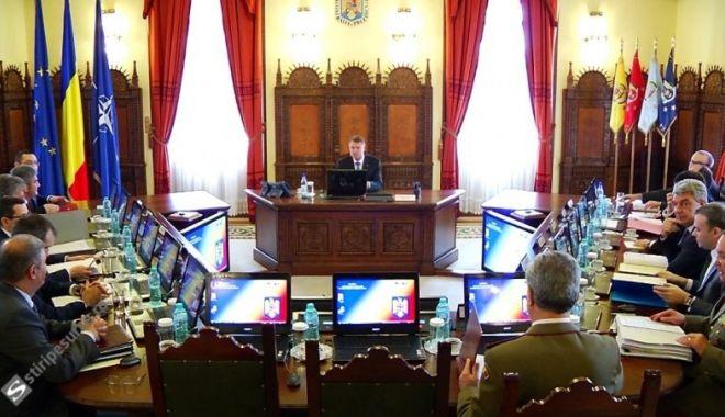 Klaus Iohannis a convocat CSAT pentru rectificarea bugetară, abia pentru 4 septembrie - iohanniscsat-1535098927.jpg