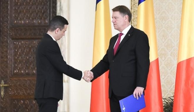 Klaus Iohannis, după întâlnirea cu premierul Grindeanu: Sunt îngrijorat, se prevăd cheltuieli prea mari în buget - iohanniscugrindeanue148403467699-1487065854.jpg