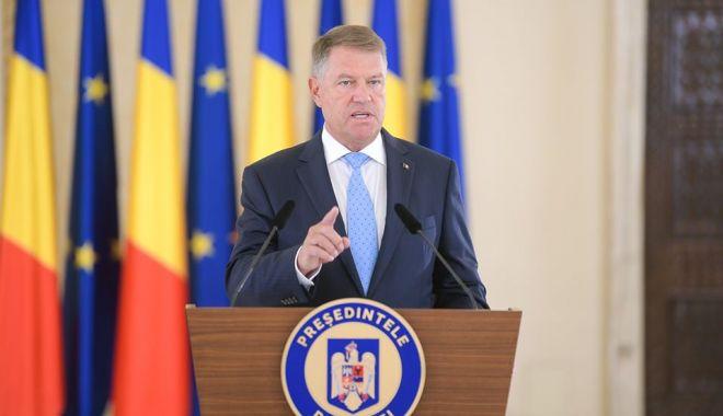 Klaus Iohannis: Trebuie să ținem cont de deteriorarea relațiilor dintre NATO și Rusia - iohannisklauss-1590577773.jpg