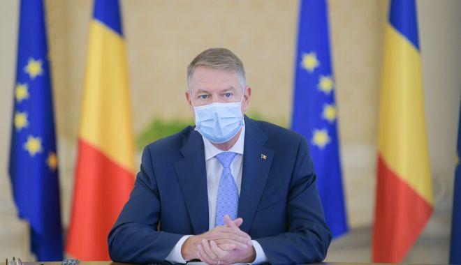 Klaus Iohannis a sesizat la CCR legea privind republicarea actelor normative în Monitorul Oficial - iohannissesizare-1610129016.jpg