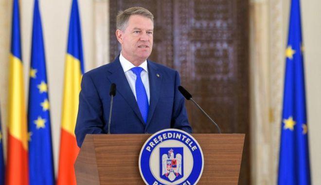 Foto: Președintele Iohannis se declară împotriva traseismului politic