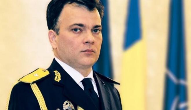 Foto: RĂZVAN IONESCU, noul prim-adjunct al directorului SRI