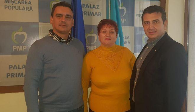 Foto: Consilierul local Ionuț Anghel, candidatul PMP la Primăria Eforie