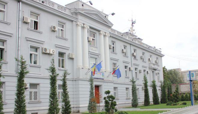 Foto: Fără program cu publicul la sediile de poliție din Constanța