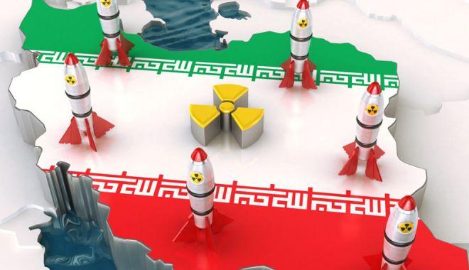Foto: Iranul respinge apelul Parisului la deschiderea de negocieri lărgite