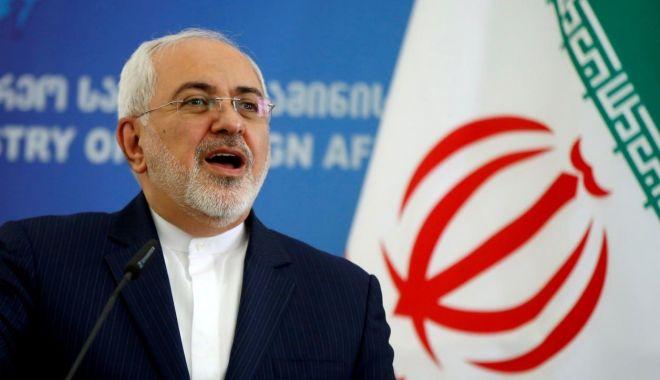 Foto: Iranul anunță deplasarea ministrului său de Externe la New York