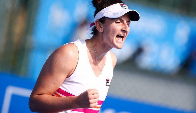 Foto: WTA Roma: Irina Begu, în ultimul tur al calificărilor. A trecut de Sara Errani
