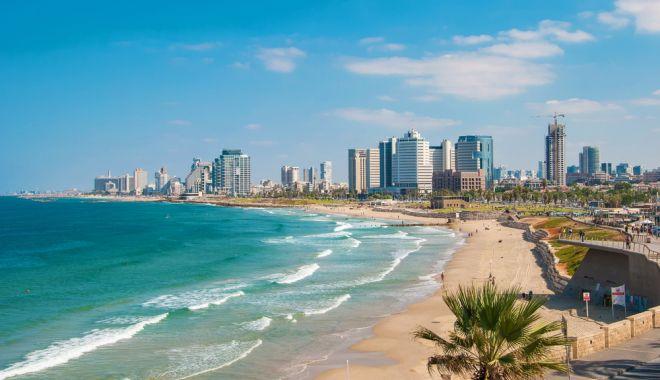Israelul va permite accesul turiștilor vaccinați din România, începând cu 23 mai - israelul-1618331904.jpg
