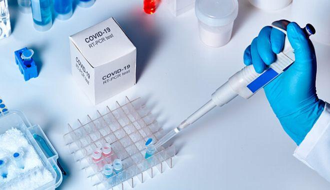 """Foto: Ministerul Sănătății: """"Testele PCR au siguranță de 98%"""". Câte teste se fac zilnic"""