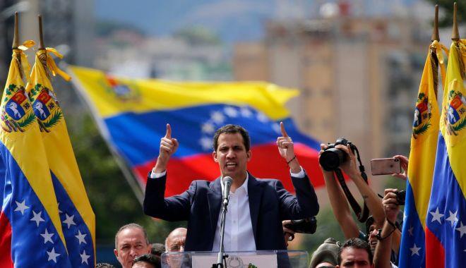 Foto: Italia nu îl recunoaște pe Juan Guaido ca președinte al Venezuelei