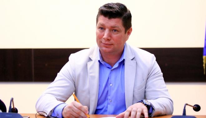 Foto: Edilul Iulian Soceanu, apel la locuitorii din Techirghiol să-și declare bunurile la primărie
