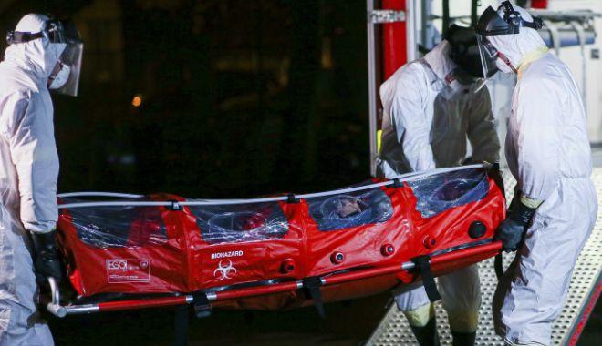 Foto: Trei noi decese din cauza COVID-19. 1299 de persoane au murit în România