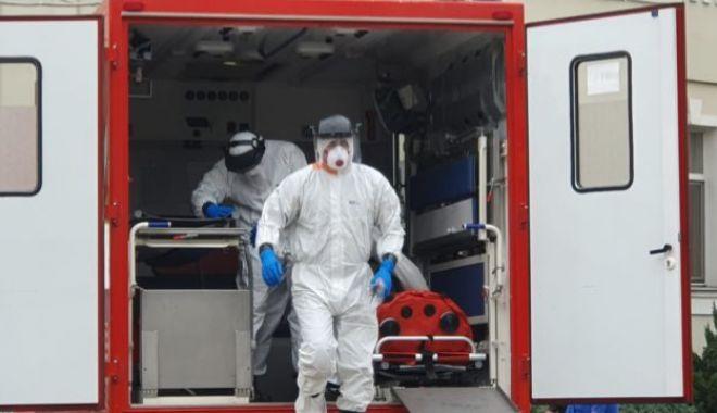 Foto: A fost înregistrat al 13-lea deces al unei persoane infectate cu COVID-19