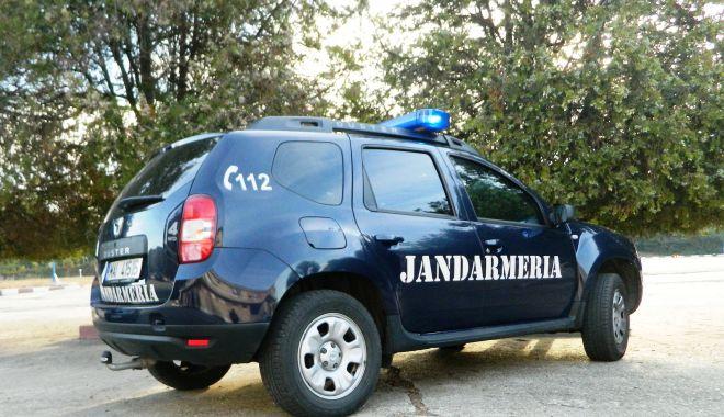 Foto: Jandarmii, atenți la siguranța constănțenilor