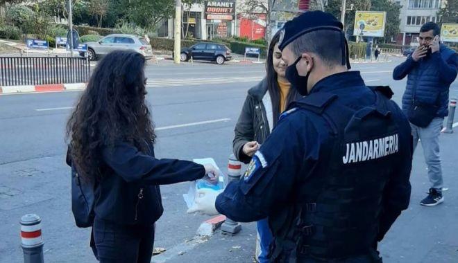 Jandarmii au aplicat zeci de amenzi - jandarmi-1614337102.jpg