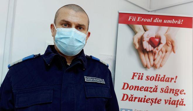 Jandarmii din Constanța - donatori de sânge, donatori de viață! - jandarmidonare3-1617726484.jpg