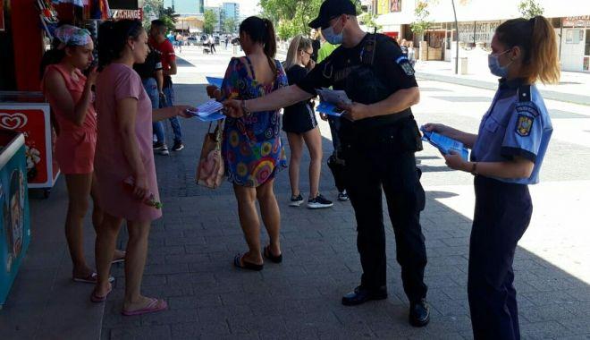 Foto: Sfaturi de la polițiști și jandarmi pentru a vă proteja de hoți
