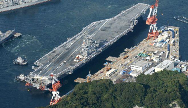 Foto: Japonia va cumpăra o insulă pentru antrenamentele militarilor americani