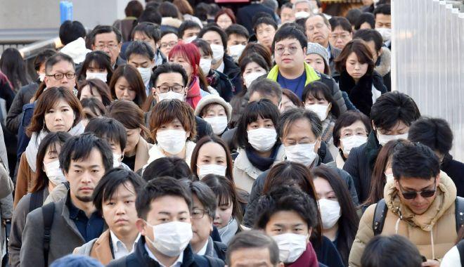 Foto: Japonia pregătește un proiect de măsuri pentru stare de urgență