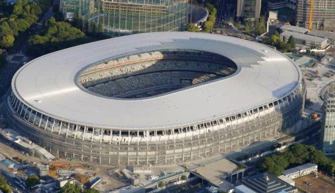 Foto: Așa se face! Japonia dă o lecție României și ne arată cum se construiește un stadion