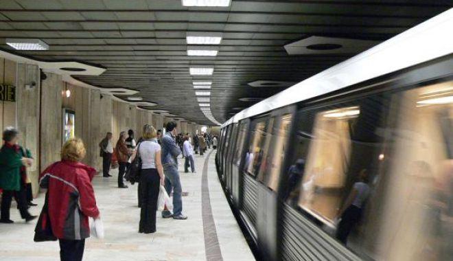 Foto: Greva generală de la metrou, suspendată până la numirea noului ministru al Transporturilor
