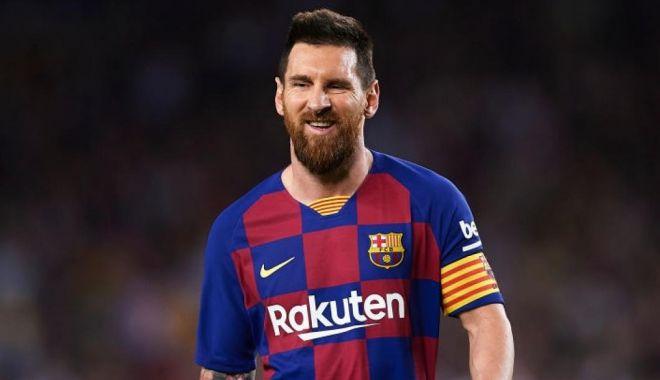 Foto: Leo Messi a anunțat că a refuzat contractul pe viață. Ce nu i-a convenit argentinianului