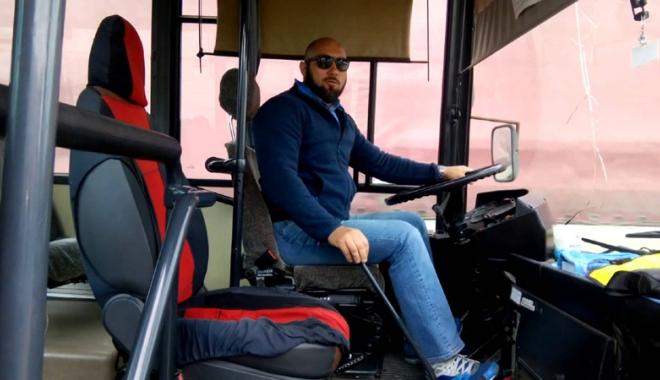 Foto: Oferte de muncă în străinătate:  șoferii de autobuz, la mare căutare