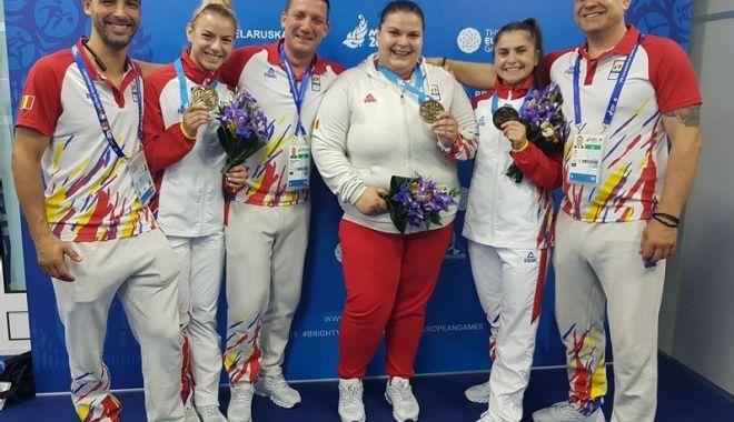 Primele medalii pentru România, la Jocurile Europene de la Minsk - jocuri-1561304063.jpg