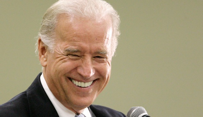 Foto: Vicepreședintele SUA, Joe Biden, vine în România.
